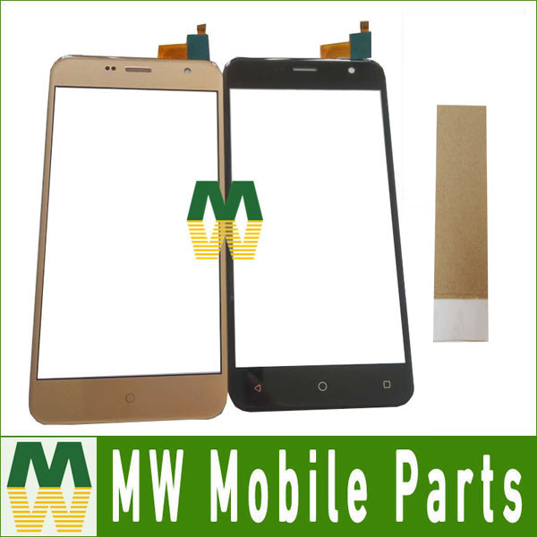 1PC/ Lot For Prestigio Muze B3 PSP3512DUO PSP3512 DUO Touch Screen Digitizer Assembly Black Gold Color with Tape