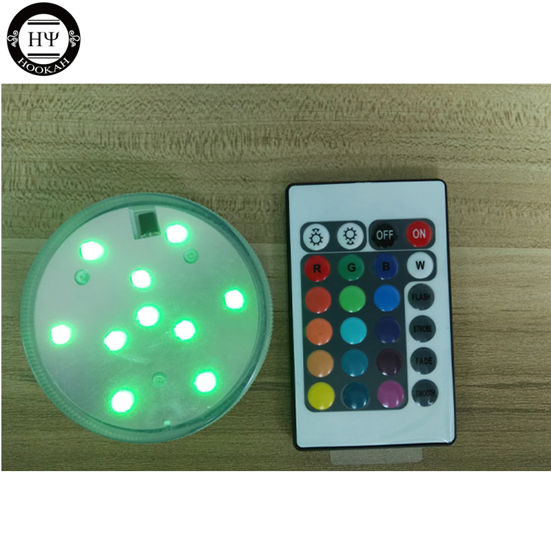 Remote Control Art Light