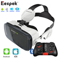 Virtual Reality Headset 3D Glasses Bobovr Z4 Google Cardboard VR Box 2.0 For 4.0''-6.0'' Smartphone + Mocute Remote Controller
