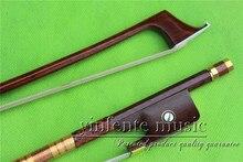 NG-85 # ein cellobogen Schlangenholz Runde Stick Französisch Stil Pariser Augen 4/4 Neue #1