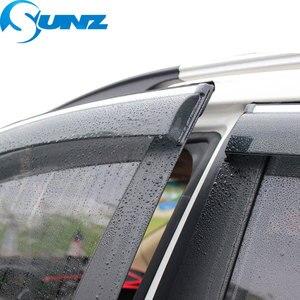 Image 4 - Osłona okienna do mercedesa E200L/E300L/E260L 2012 2016 osłony przeciwdeszczowe osłony przeciwdeszczowe do mercedesa E200L E300L E260L 2012 2016 SUNZ