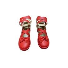 Kobayashi-san Chi no Criada de Anime adulto Dragón Personalizado Zapatos Sandalia de Kanan Cosplay Accessary