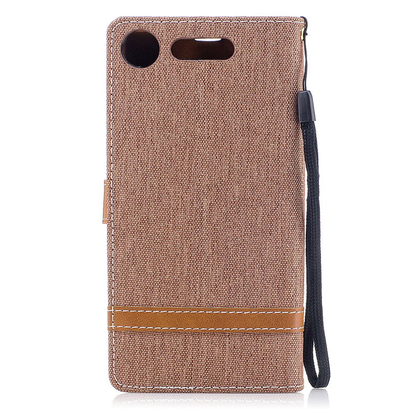 Filp for Sony Xperia XZ 1 Compact case 02K XZ 1Compac TD-LTE SO-02K for Sony Xperia XZ1Compac SO 02K Phone Cover leather 4.6