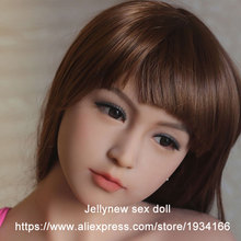 love sex doll head silicone in Sex Doll,sexy lip,Tongue,adult products,oral depth 13cm,Fit body153,156,158,160,161,163,165,168cm