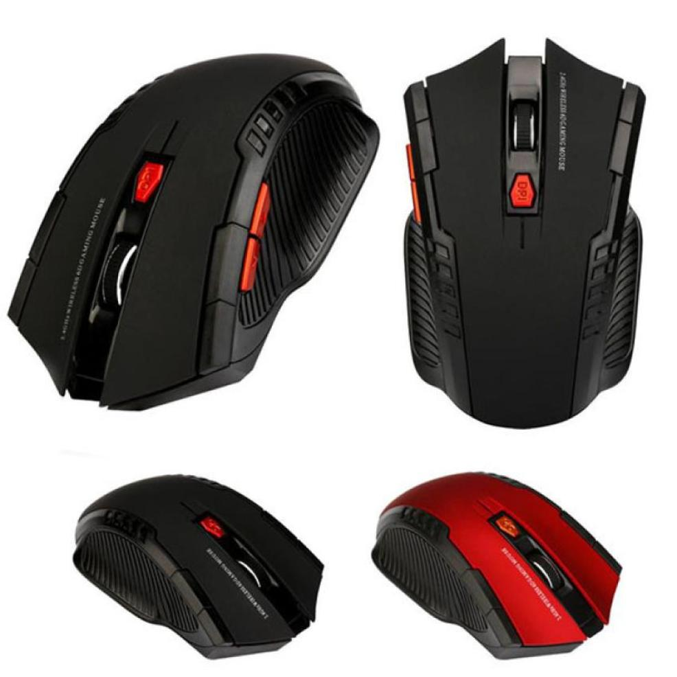 2.4Ghz Mini Wireless Optical Gaming Mouse Mice& USB Receiver For PC Laptop Notebook Mini Silent Mouse # ZC 2 4ghz 1200dpi usb 2 0 wireless optical mouse for pc laptop notebook