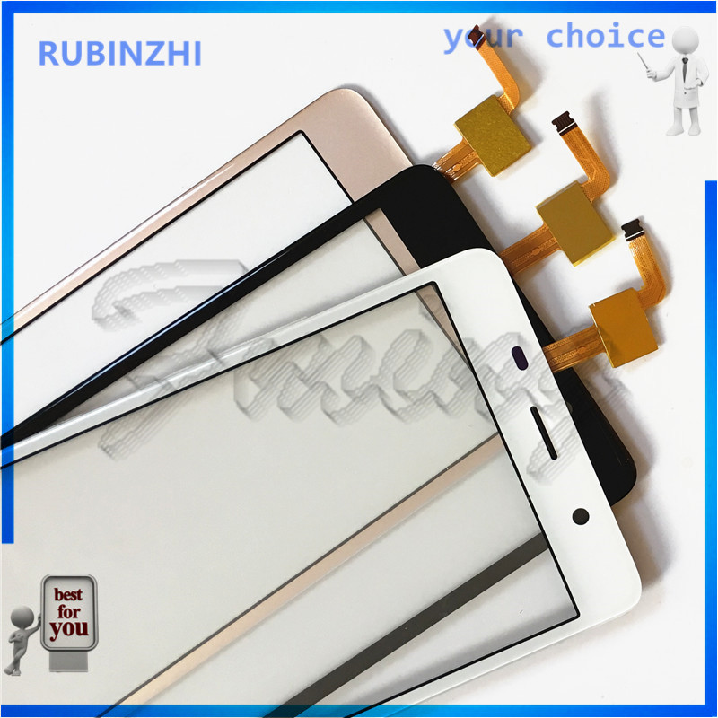 Phone Touch Panel For LEAGOO M5 Sensor Touch Screen Digitizer Perfect Repair Parts Touchscreen For LEAGOO M5 Front Glass