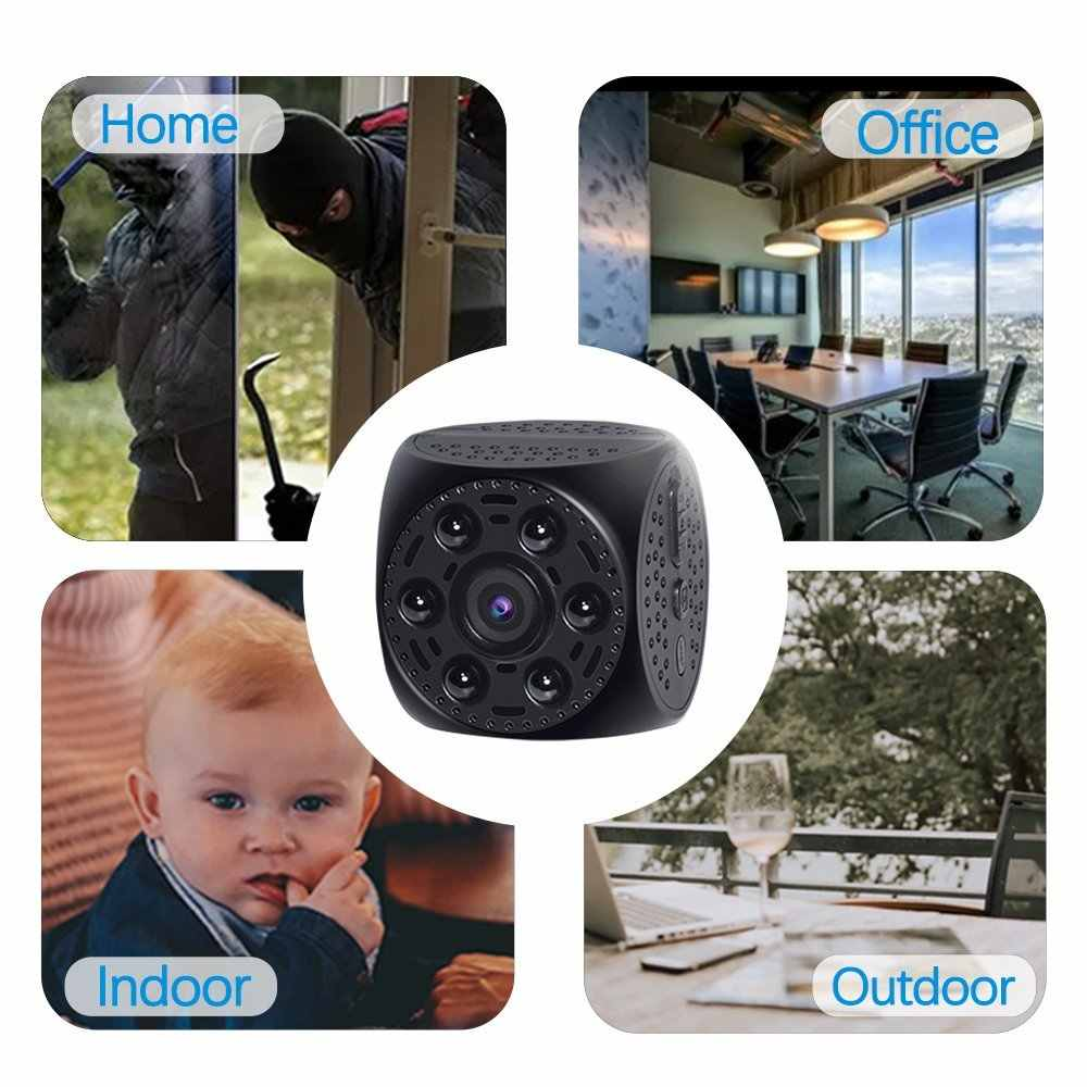 A10 DV/Wifi Micro Camera Infrared Night Vision Mini Action Camera with Motion Sensor Camcorder Voice Video Recorder Small Cam
