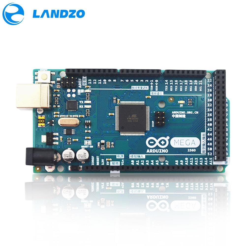 ARDUINO 2560 Microcontrôleur ATmega2560 54 numérique d'entrée/sortie pins compatible avec uno et l'ancien conseils