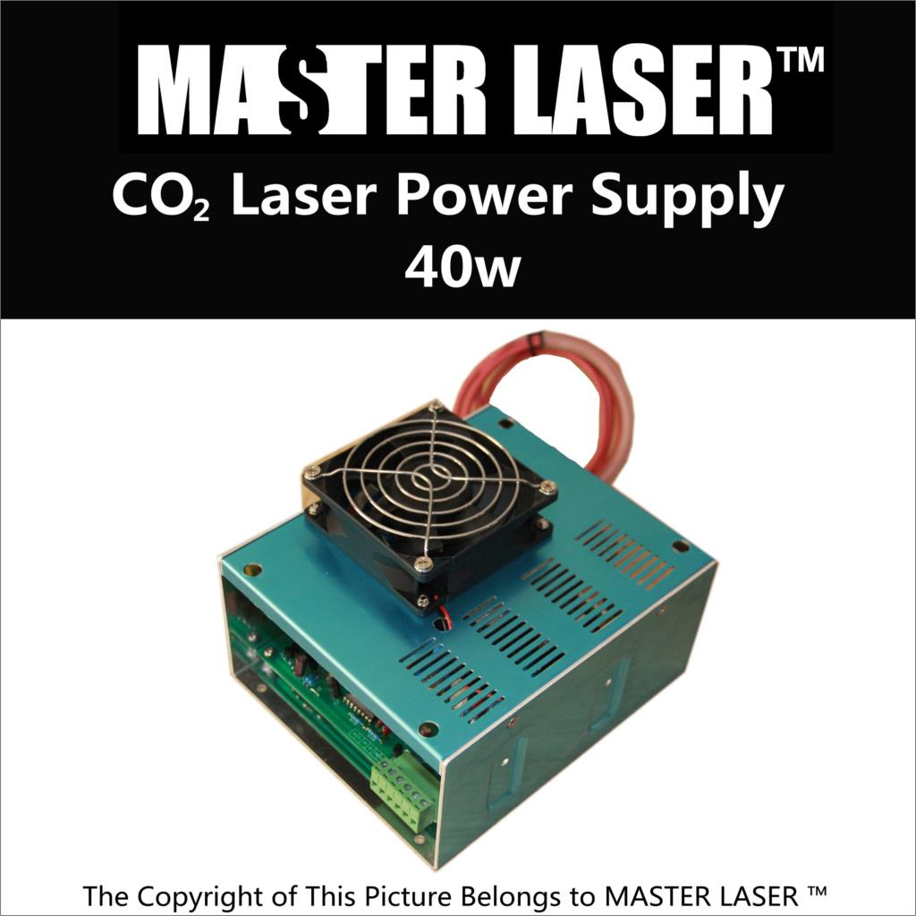 Low Price Laser Tube 40w Power for mini Laser Cutting Machine цена