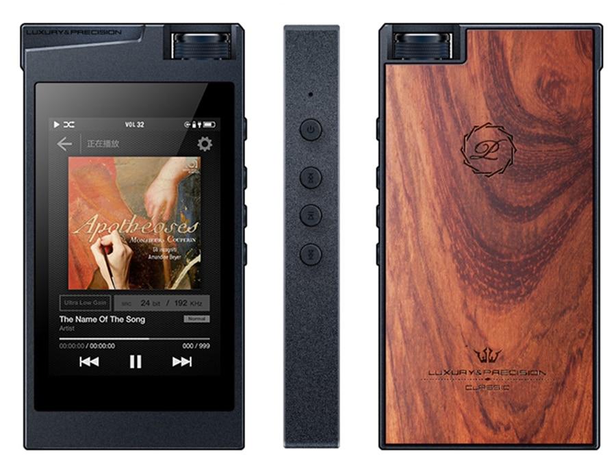 Luxury & Precision L6 32G AK4414 32Bit LTD199 3.5 IPS ISO DSD Portable Lossless HIFI Balanced Music Player MP3 Support TF Card hifiman hm 901s balanced card mp3 плеер