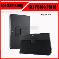 High Quality Slim Stand Cover Pu Leather Case For Samsung Galaxy Tab 2 10 1 P5100