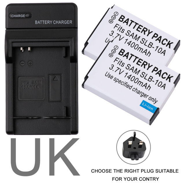 chargeur batterie samsung wb150f
