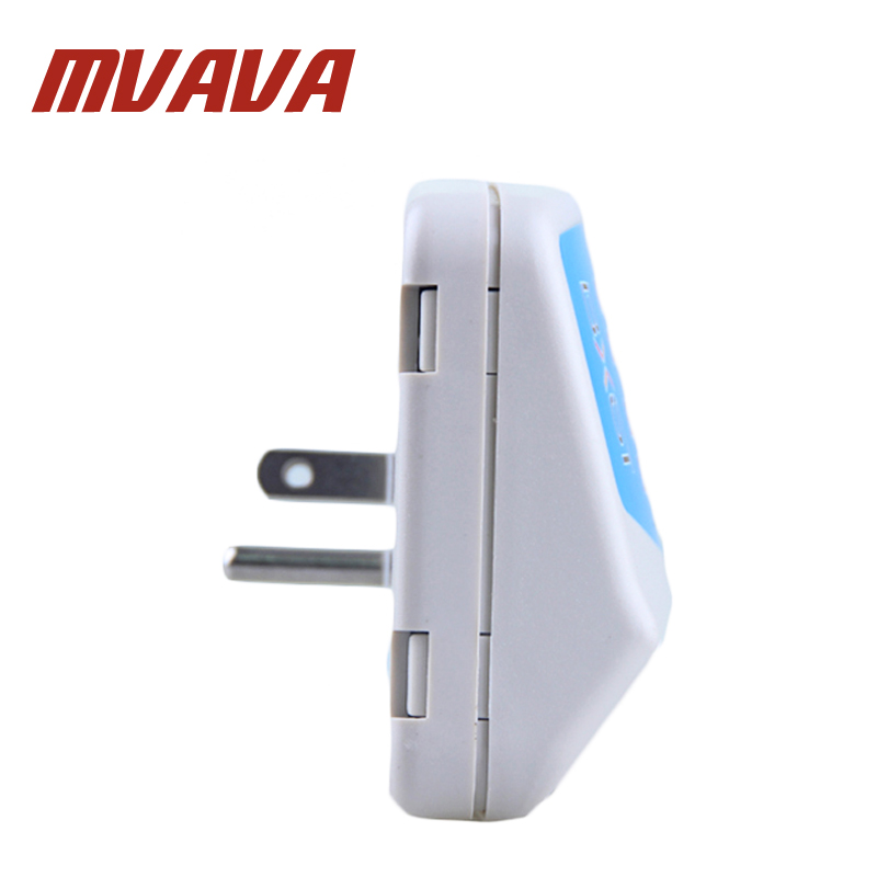 MVAVA PC Series Power Protector US Standard Socket White Home Appliance Surge Protector Voltage 50 Hz 60 Hz Wall Socket in Electrical Sockets from Home Improvement