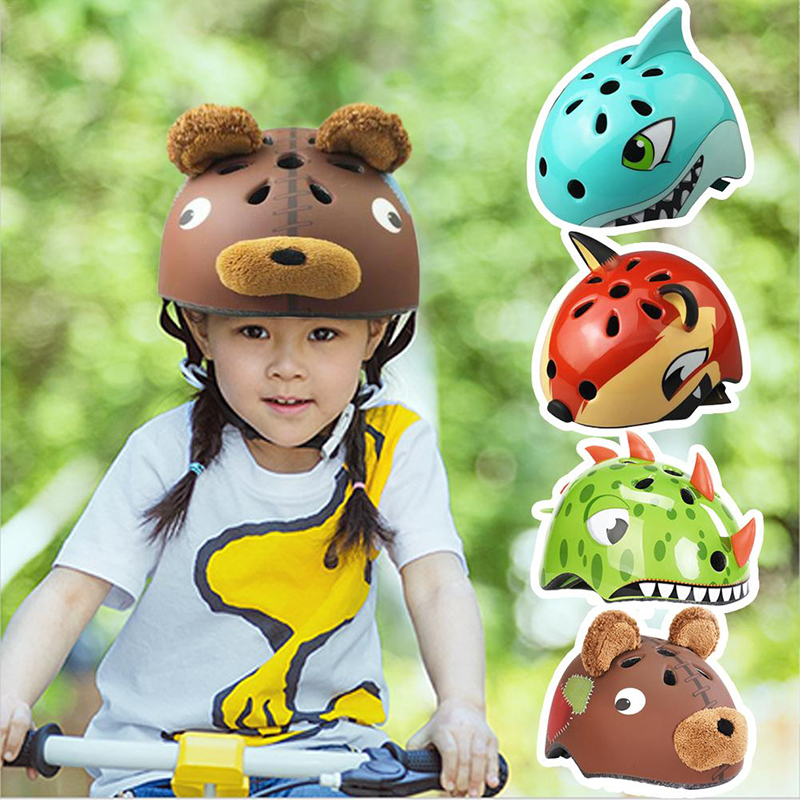 Bicycle-Helmet Helmets-Cap Cycling-Head-Protector Mtb-Bike Ultralight Safety Kids Children