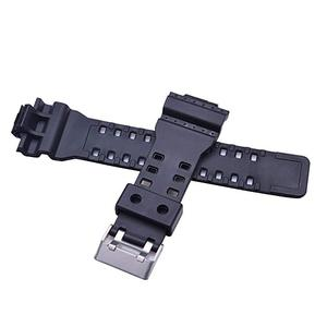 Сменный ремешок для часов из натуральной смолы для Casio, мужские Наручные Часы G-SHOCK GD120/GA-100/GA-110/GA-100C