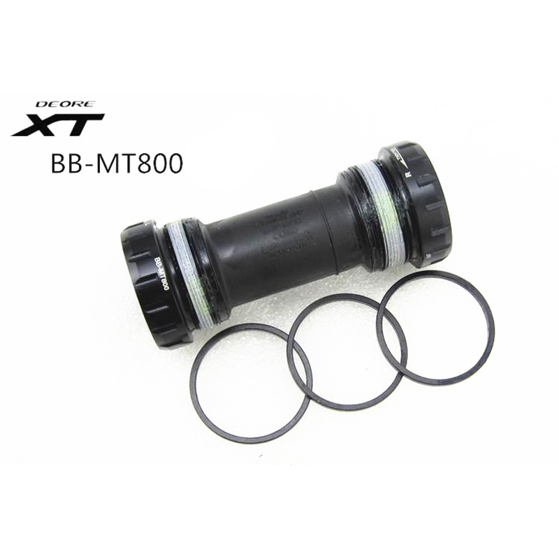 SHIMANO DEORE XT M8000 MT800 BSA Engish Thread Bottom Bracket Central Movement 68mm & 73mm