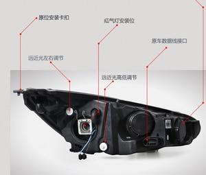 Image 4 - HID,2015~2016,Car Styling for Focu Headlight,Transit,Explorer,Topaz,Edge,Taurus,Tempo,spectron,Falcon,Focu head lamp