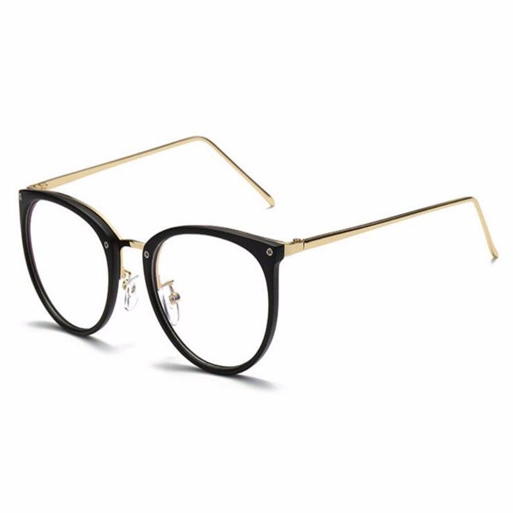29d322933d Computer Glasses Blue Light Filter Vintage Retro Frame Clear Lens Reader  Eyewear Men Women Anti Eyestrain Anti fatigue Eyeglass-in Eyewear Frames  from ...