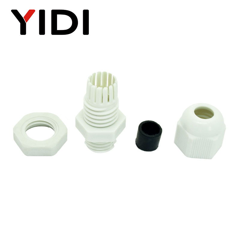 IP68 PG Black Plastic Nylon Cable Gland Connector 10pcs PG7 PG9 5pcs PG11 PG13 5 PG16 PG19 2pcs PG25 PG29 M16x1 5 Waterproof in Cable Glands from Home Improvement