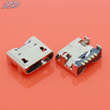 цена на JCD Micro USB Charging Port Jack Female Connector for LG E400 L3 L5 L7 L9 P770 P880 F180 for Nexus4 E610 P700 P705 P880 LF200