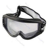 Adult Youth Motorcycle Raider Motocross Dirt Bike ATV Goggle Goggles Black