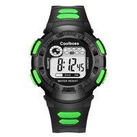 LED Digital Sport Students Children Watch Kids Watches Boys Girls Clock Child Electronic Wrist Watch For