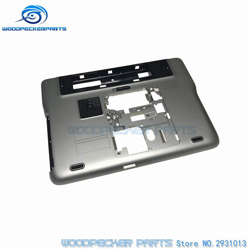 NEW Laptop Base Bottom Case D Cover For Dell For XPS L501X L502X Bottom Base Lower Case without 70FM3 070FM3 3JGM6BCW110 laptop speaker for dell xps l502x l501x left and right set subwoofer speakers