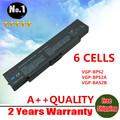 wholesale  New Replacement laptop battery For VGP-BPS2 VGP-BPS2A VGP- BPS2B VGP-BPS2C VGN-AR21 VGN-C51 VGN-AR11  VGN-AR