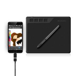 GAOMON S620 6,5x4 cm 8192 уровень Батарея без пера Поддержка Android Windows Mac OS Системы цифровой графический планшет для рисования
