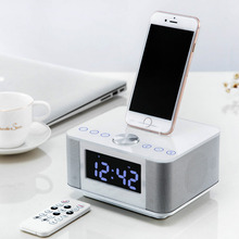 For font b xiaomi b font Bluetooth Speaker Subwoofer Dual USB port Output FM SNOOZE Wireless