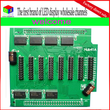 Hub41A  board for led synchronous control system can match Linsn RV901 Nova MRV3000 Colorlight 5A