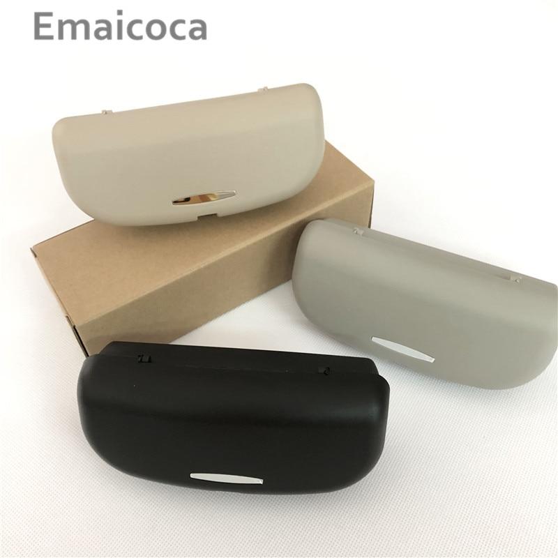 Emaicoca Car Sun Visor Glasses Case For HAVAL all Model H3 H5 H6 H7 H8 H9 H8 M4 SC C30 C50