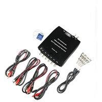 1008B 8 Channel PC USB Auto Scope DAQ 8CH Generator 8 Channels Automotive Diagnostic Oscilloscope Free