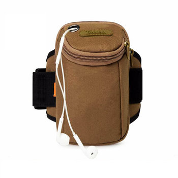 2018 New Style Camouflage Men Running Bag Outdoor Sports Arm Multi-function Canvas Gym Sport Wrist Bags Phone Music