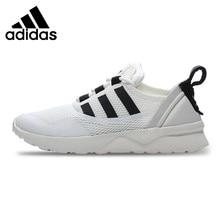the latest c51cf 4a67a Original oficial Adidas Originals ZX FLUX ADV virtud W bajo de mujer zapatos  de skate zapatos de zapatillas de deporte transpira.