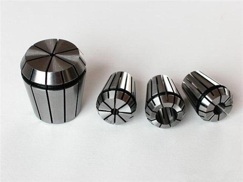 19pcs/set 2-20mm ER32 Spring Collet chuck Grade AAA 0.005mm 5u Precision for CNC milling drilling engraving spindle motor bt40 er32 15pc milling lathe collet chuck set 3 to 20mm