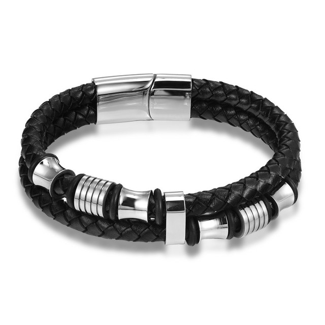 Genuine Leather Bracelet...