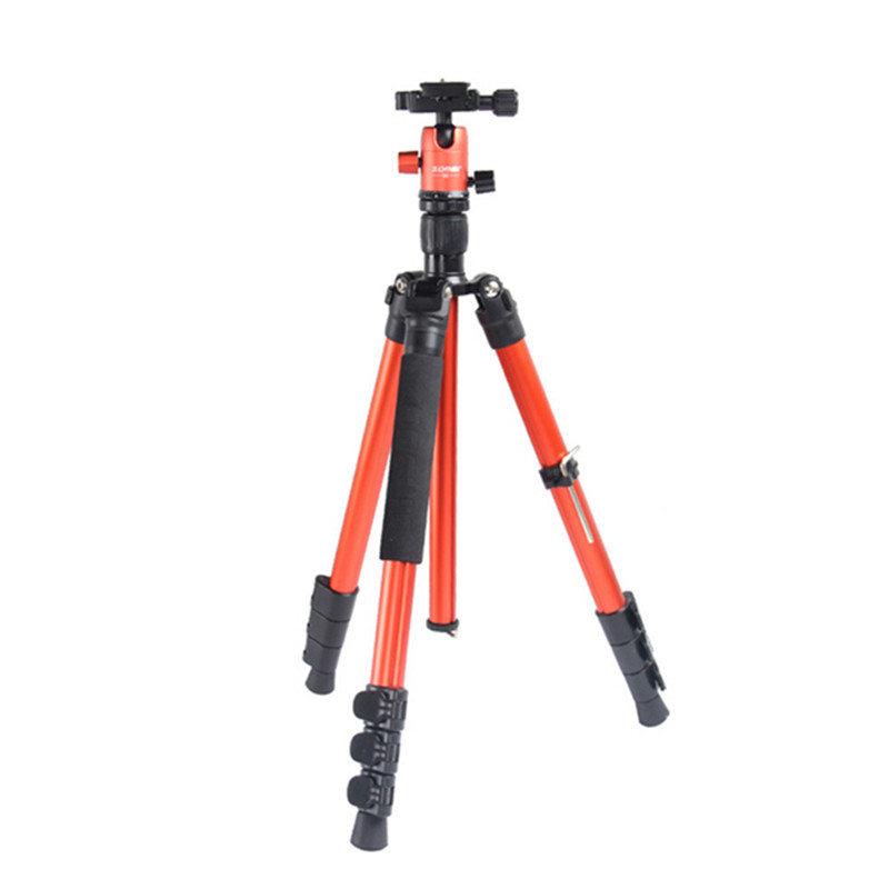 ZOMEi Camera Tripod M3 Stand Tripod Stand Tripod with Head Quick Release Board For SLR Cameras new benro c1580fb1 original tripod for slr camera reflexum professional tripod carbon fiber tripod