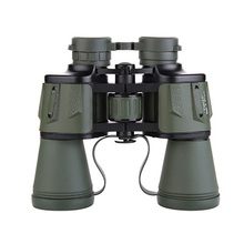 Military HD Handheld outdoor Hunting 20X50 Telescopes binoculars with Low light level night vision infrared