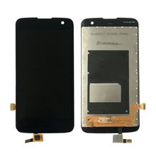 Free shipping top quality for LG K4 LTE / K121 / K120e LCD Display Digitizer Touch Screen lens Assembly with tools