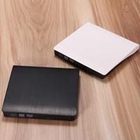 Newest External Slim USB 3 0 DVD RW CD RW Burner Recorder Optical Drive CD DVD