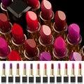 Nova marca de Maquiagem Batom Matte Batom Hidratante Batom Matte Batom À Prova D' Água Sexy Red Lip Varas Lip Care Cosméticos