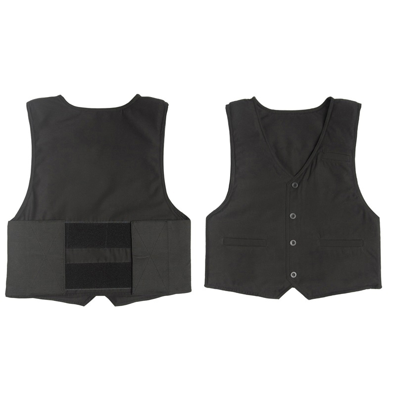 New 4 Layer Stab Resistant Vest Lightweight Soft For Police Use V-Neck Covert Schutzweste Tatico Self-Defense Anti Cut Stab Vest недорго, оригинальная цена