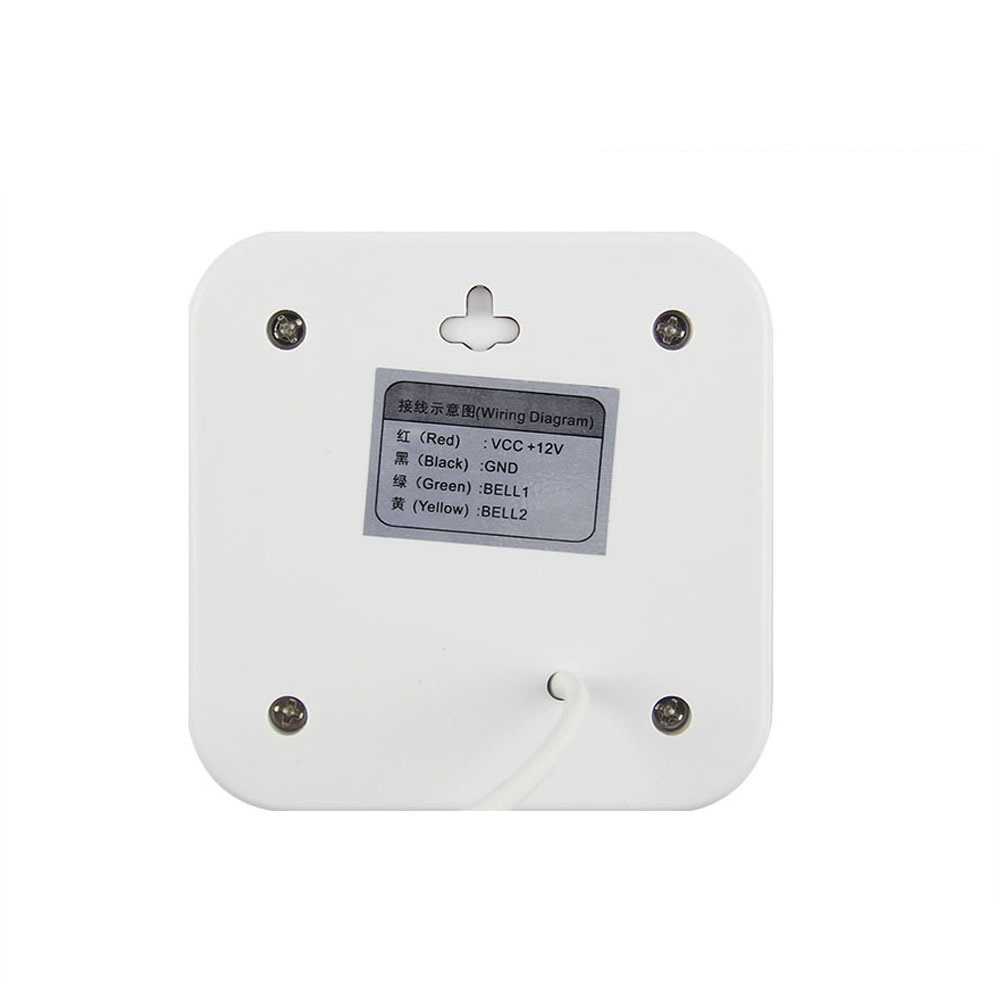 Dc 12v Wired Door Bell Wire Doorbell For Access Control System Wiring In Kits From Security Protection On Alibaba Group