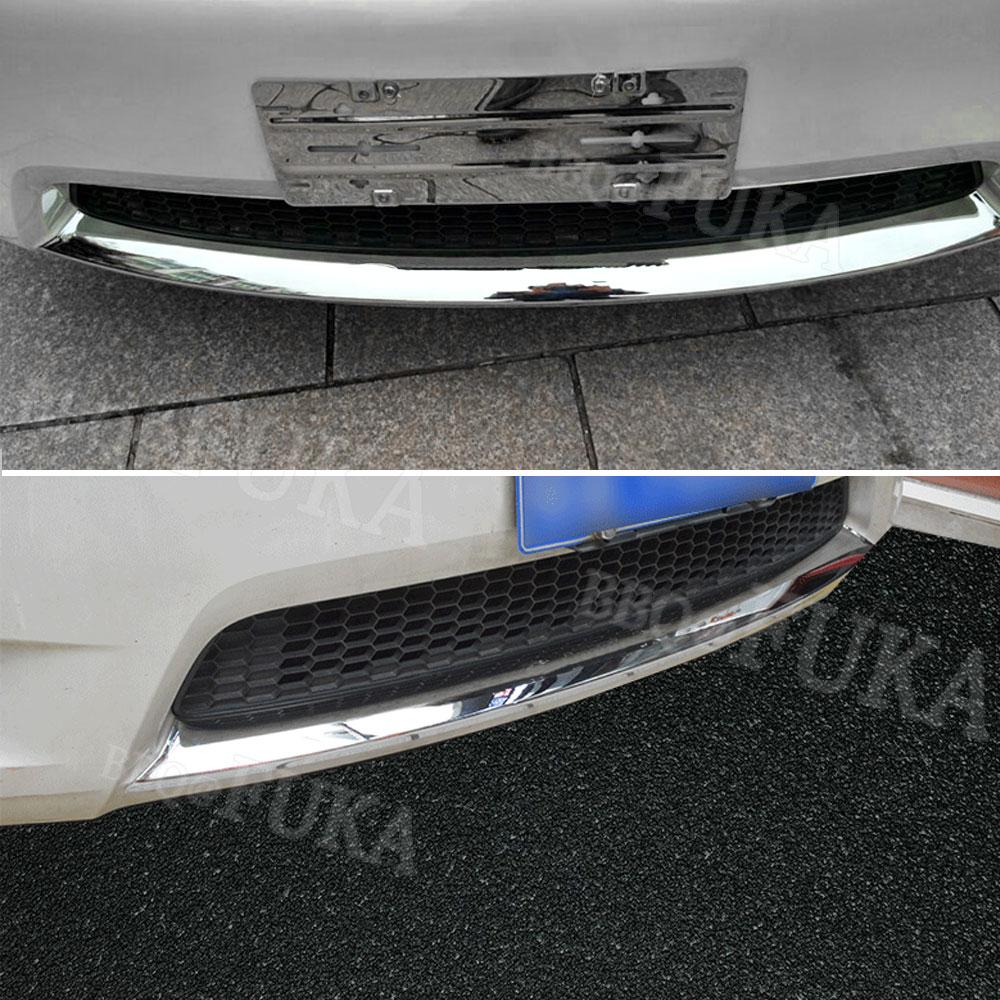 TOYOTA SIENNA 2011-2017 SE front lower grill cover garnish trim-BLACK MAT