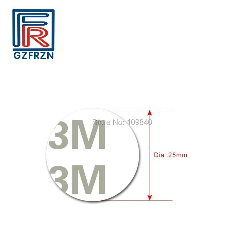 10pcs 125khz PVC token with 3M stickers TK4100 (EM4100) chip proximity RFID tag for access control dia 30mm rfid pvc token with s50 chip hf iso14443a proximity rfid tag 100pcs lot