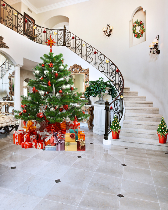 aliexpress   buy 5x7ft christmas tree gifts staircase