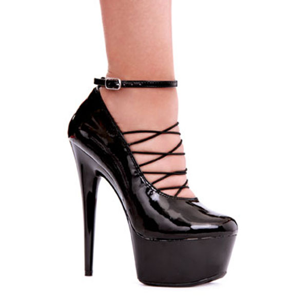 New Arrival Fashionable Ankle-Strap Platforms Women Sexy 15cm High Heel Shoes, Wedding / Dance Shoes, 3 Colours, women pumps17cm sexy gladiator super high heel platforms pole dance performance star model shoes wedding shoes free shipping