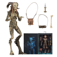 22cm Original NECA Pans Labyrinth El Laberinto del Fauno Faun Action Figures Model Toy