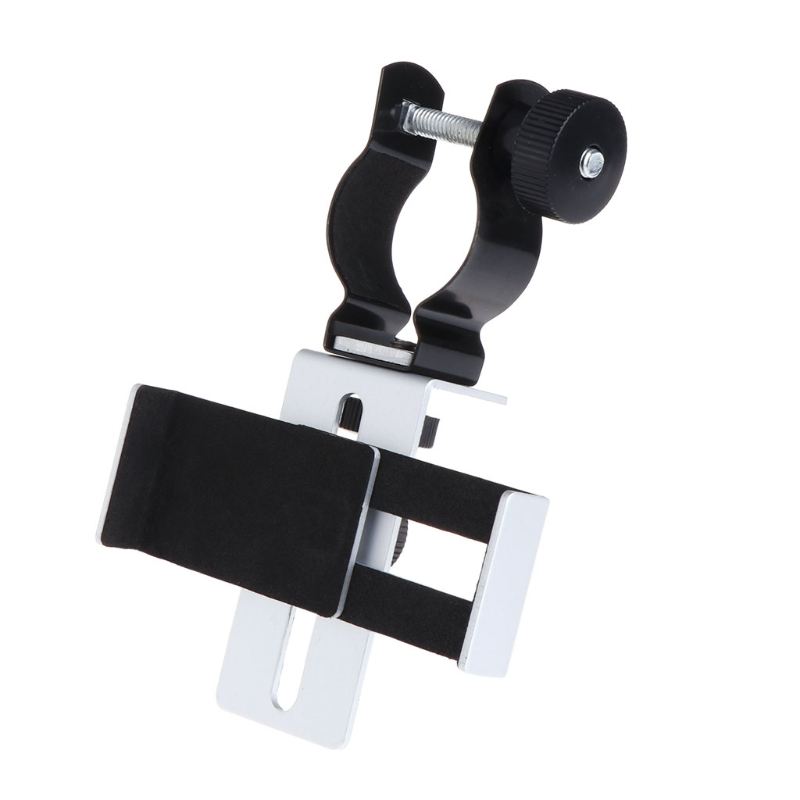 24-38mm Microscope Telescopes Binoculars Monocular Metal Universal Photography Bracket Mount for Mobile Phone Connection Adapter universal cell phone holder mount bracket adapter clip for camera tripod telescope adapter model c